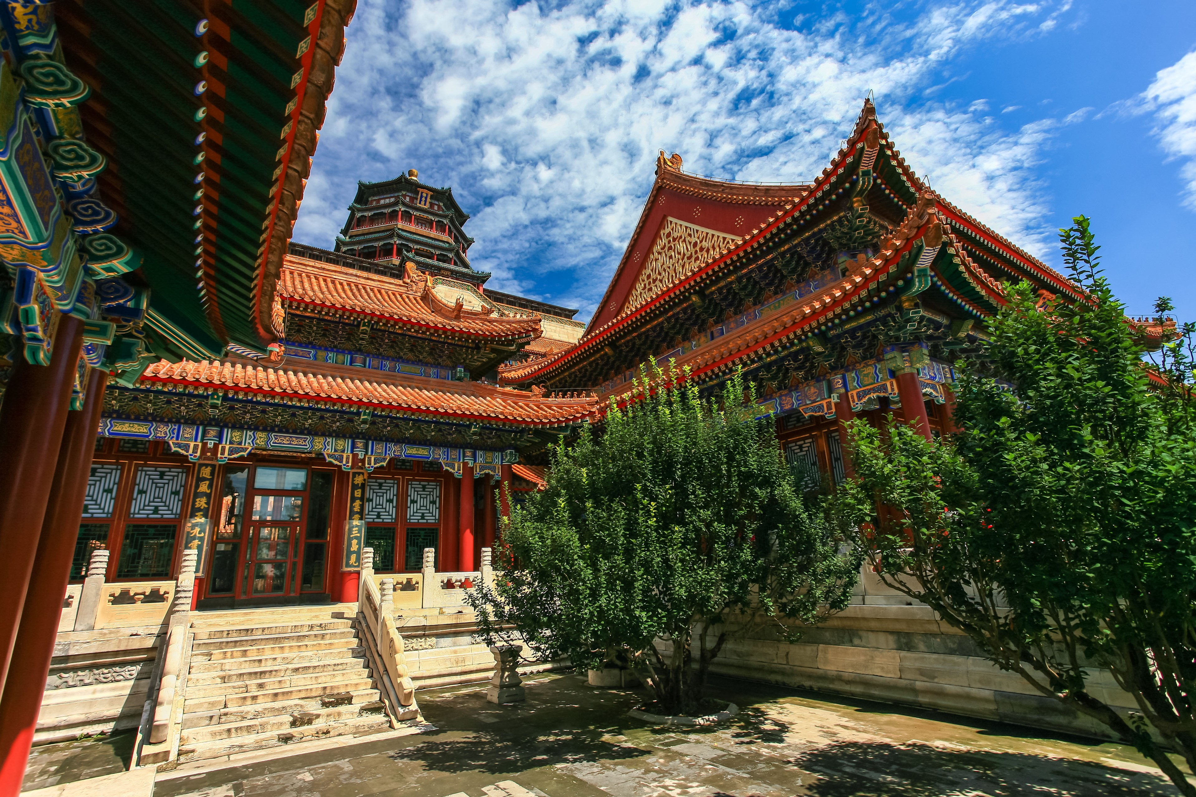 The Imperial Summer Palace, Beijing