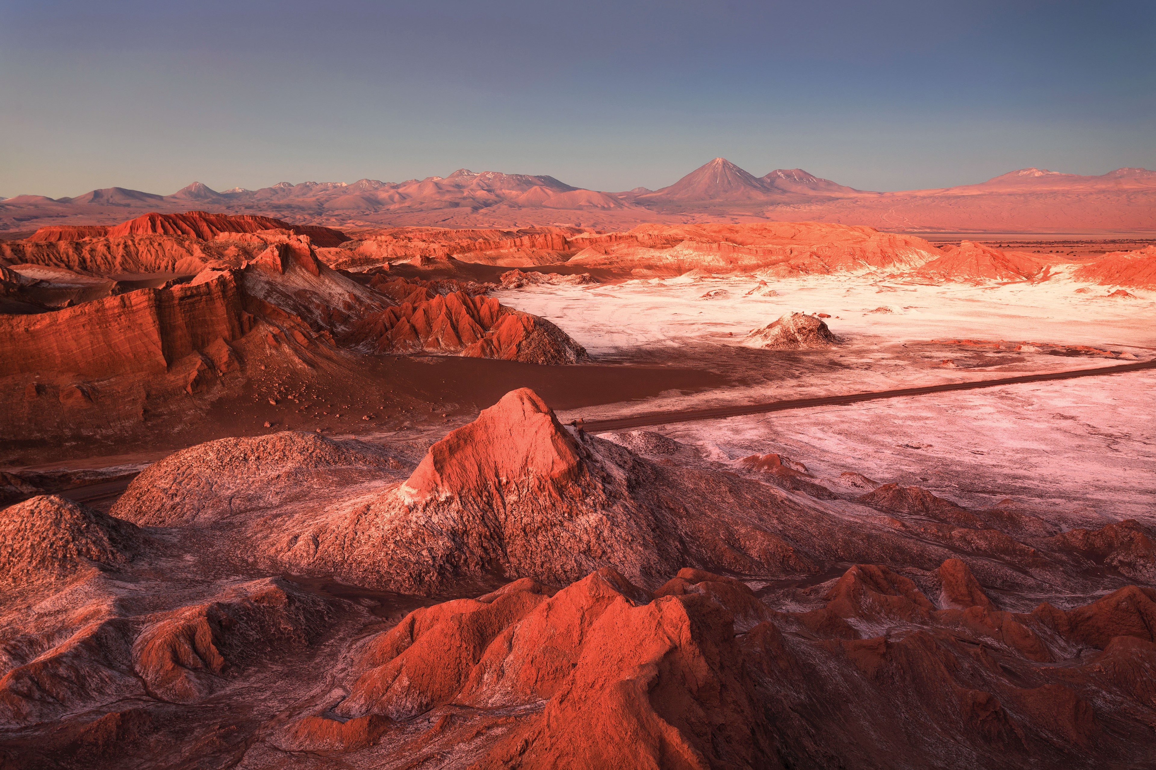 Moon Valley, Atacama Desert